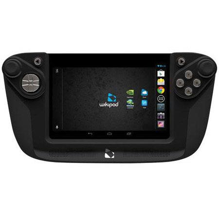 "Wikipad WP005 7"" Tablet Computer with Game Controller Combo, NVIDIA Tegra 3, 1GB DDR3 RAM, 16GB Flash, Android 4.1 Jelly Bean"