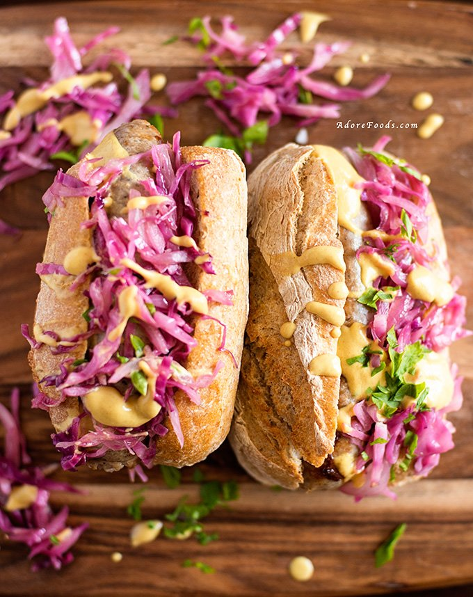 Sauerkraut Hot Dog Recipe