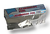 New and Improved Aluminum Foil