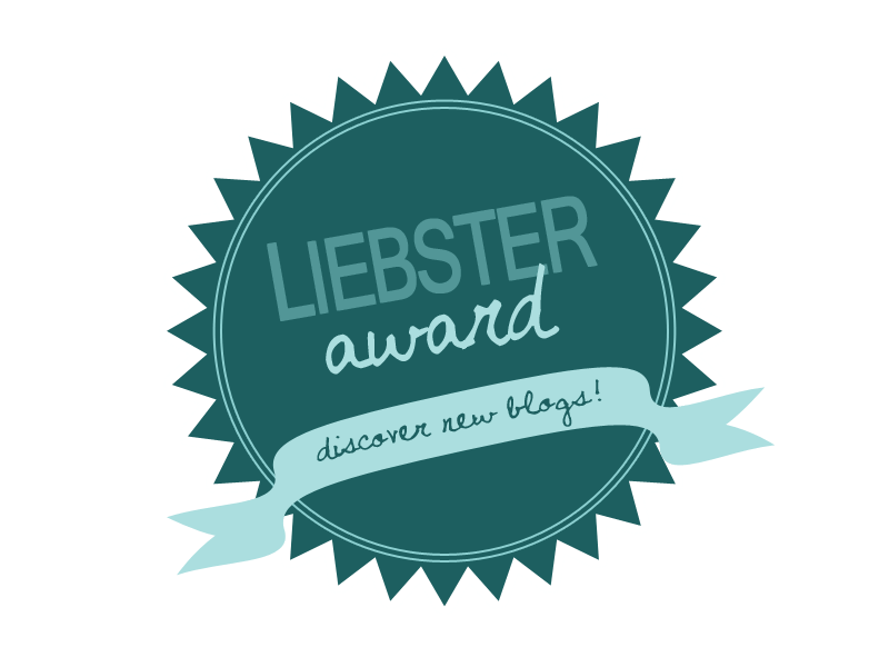 The Liebster Award, Podcast Interview, and Random Facts About Me
