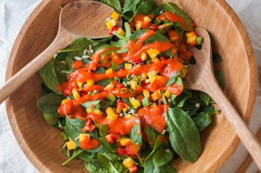 Sweet and Tangy Salad