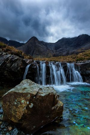 Fairy Pools Portrait