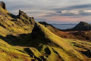 The Quiraing - Skye