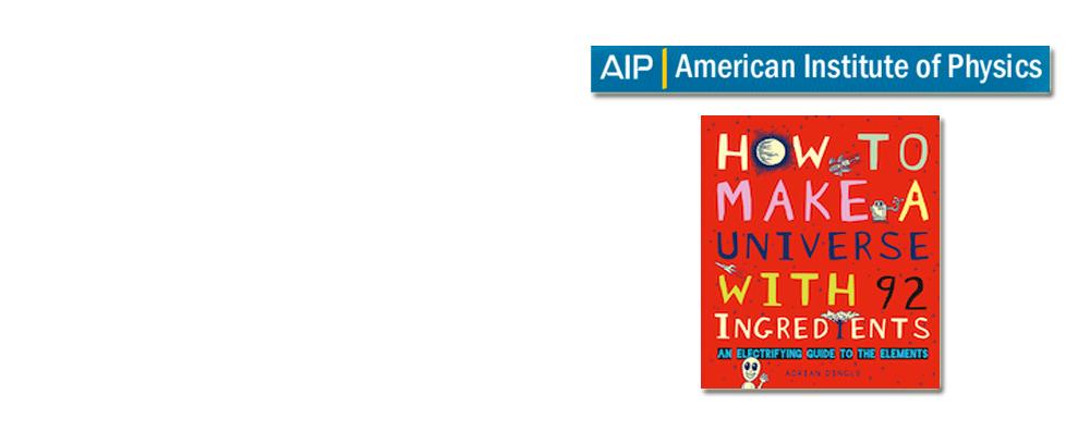 Book Wins AIP Award