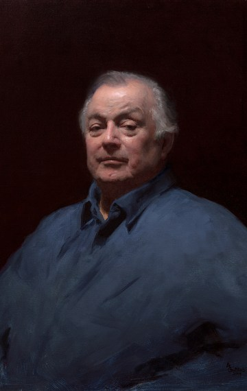 Portrait of Jim French