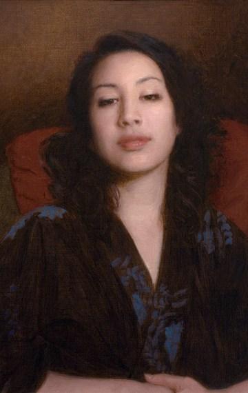 Jouissance: Girl in a Kimono