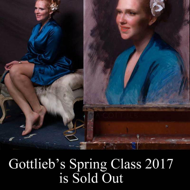 Spring Class 2017 is sold out