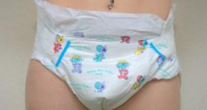 Vintage Diaper