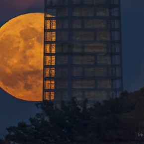 We Are Going To See Record Breaking SuperMoon in October, November & December 2016