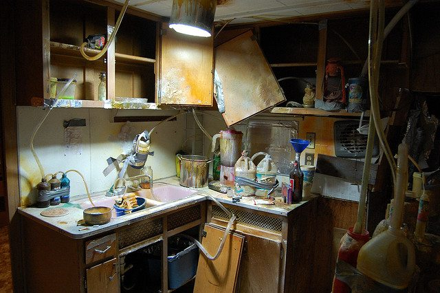 Meth Lab Cleanup In Baltimore, MD