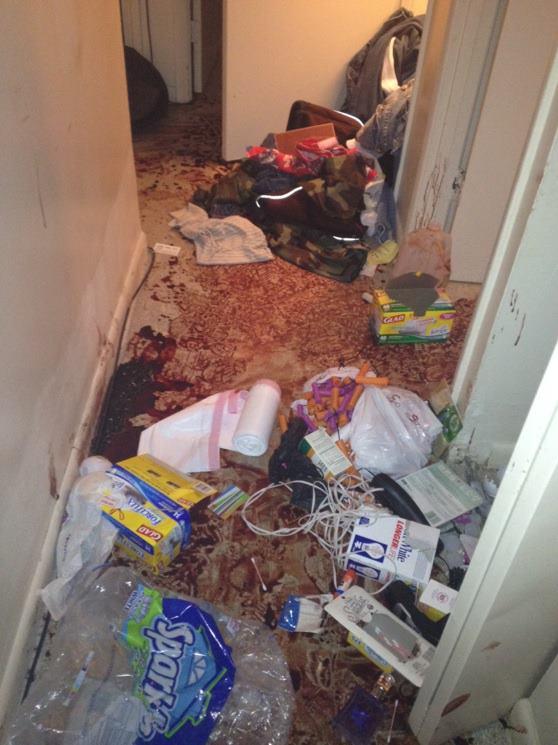 Berkeley, CA Homicide Cleanup