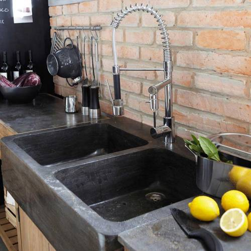 granite kitchen sinks granite kitchen sinks A lot of things go on in the kitchen that can result in the easy build up of germs and dirt But with granite kitchen sinks there is nothing