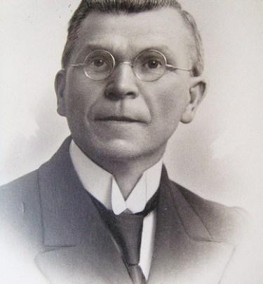 Reinhold Klingbeil - Eerste predikant in Nederland