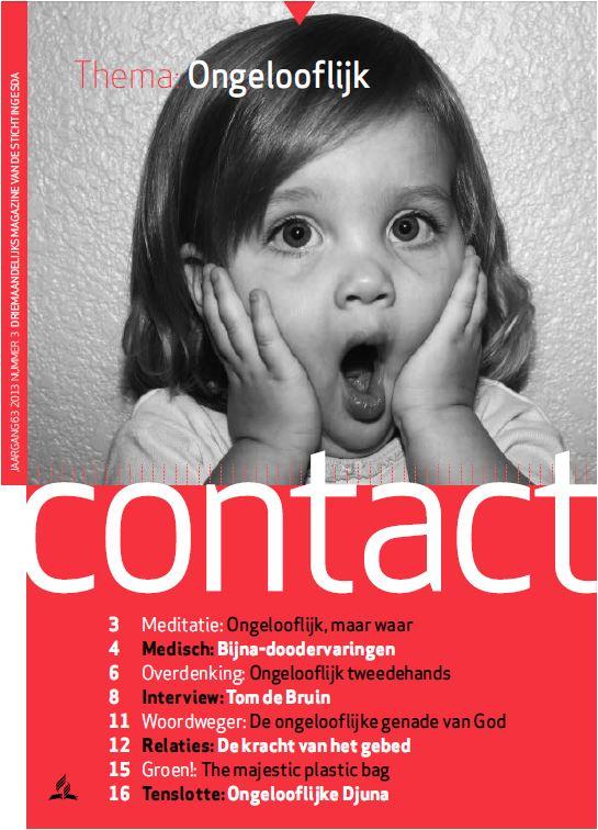Contact klein