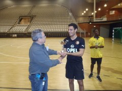 De tweede prijs ging naar FC Risdac uit Rotterdam.