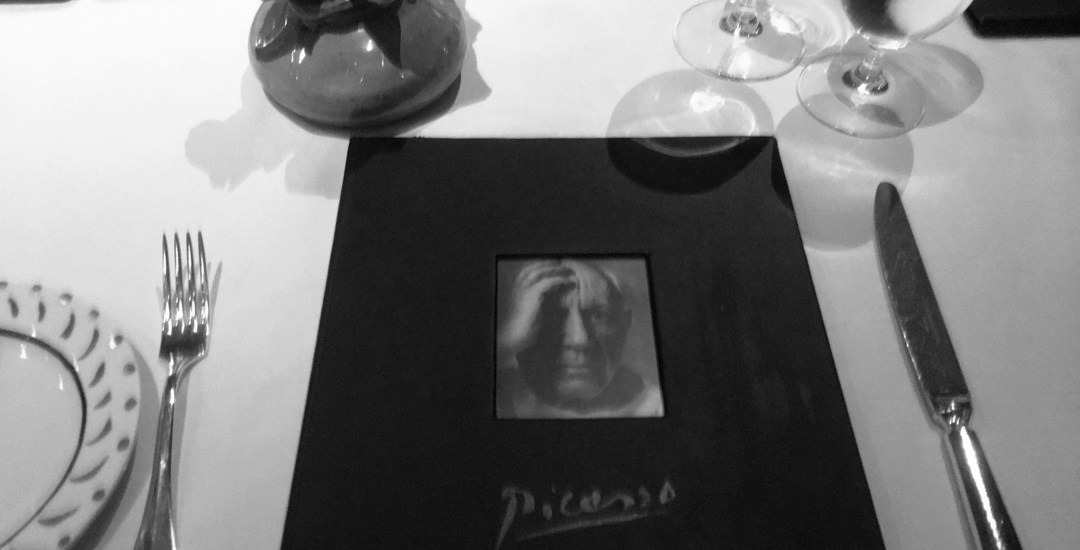 Las Vegas Food:  Picasso
