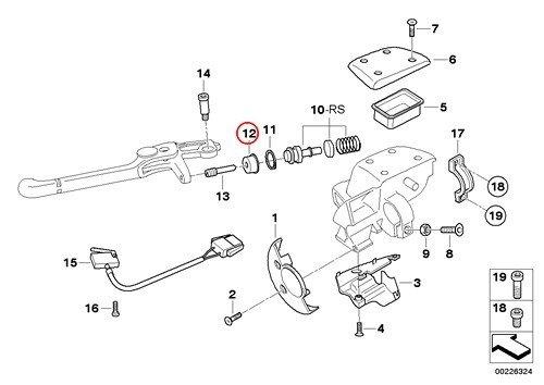 "12-14 SUZUKI V-STROM 650 TANK PAD- CARBON LOOK W/ ""V-STROM"