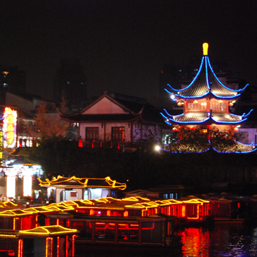Christmas in China, part 4 – Nanjing