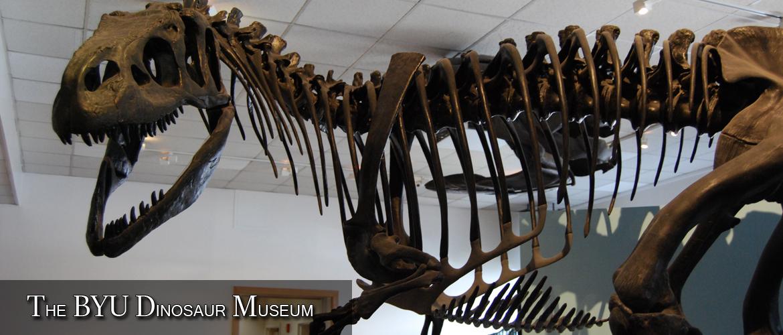 The BYU Dinosaur Museum