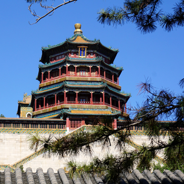 Tours of the Summer Palace