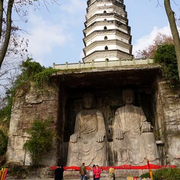 Dazu Grottoes – Beishan and Nanshan