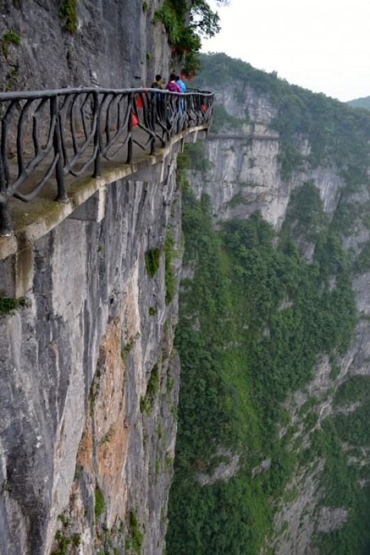Zhangjiajie Tianmen Mountains