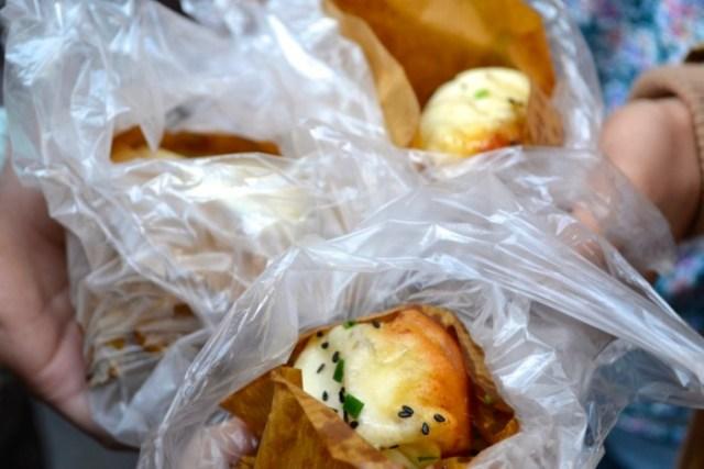 fried soup dumplings