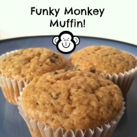 Funky Monkey Muffin!