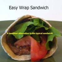 Easy Wrap Sandwich