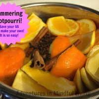 Simmering Potpourri - How to make your own!