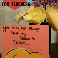 Cute Valentine for Teachers