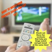 How to watch your favorite shows and get fit!