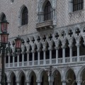 architectural detail Doge's Palace Venice and the East @PennySadler 2013 detail of the Doges Palace