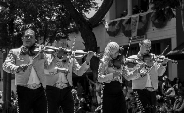 Mariachis Fiesta Santa Barbara @PennySadler 2014