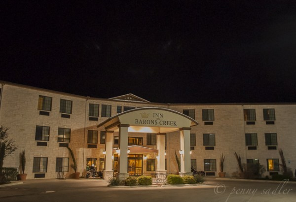 The Inn on Barons Creek Fredericksburg Texas