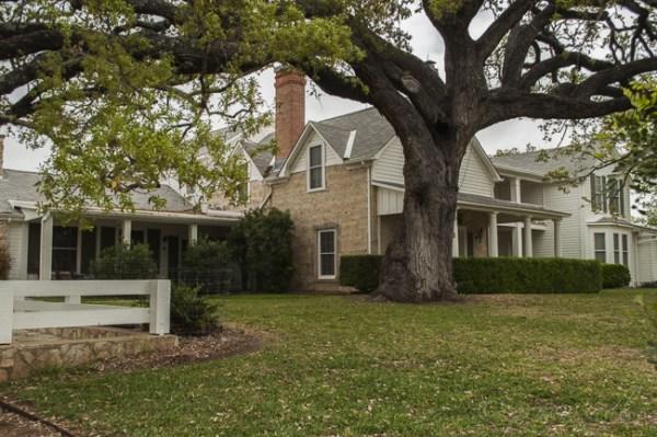 Texas White House, @PennySadler 2015