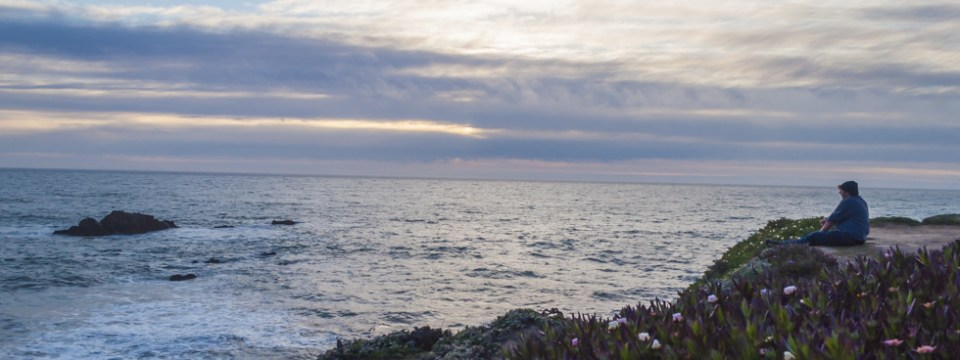 Postcard: Sonoma Coast Sunset