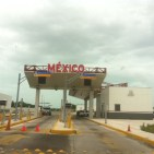 Mexican/Belize Border