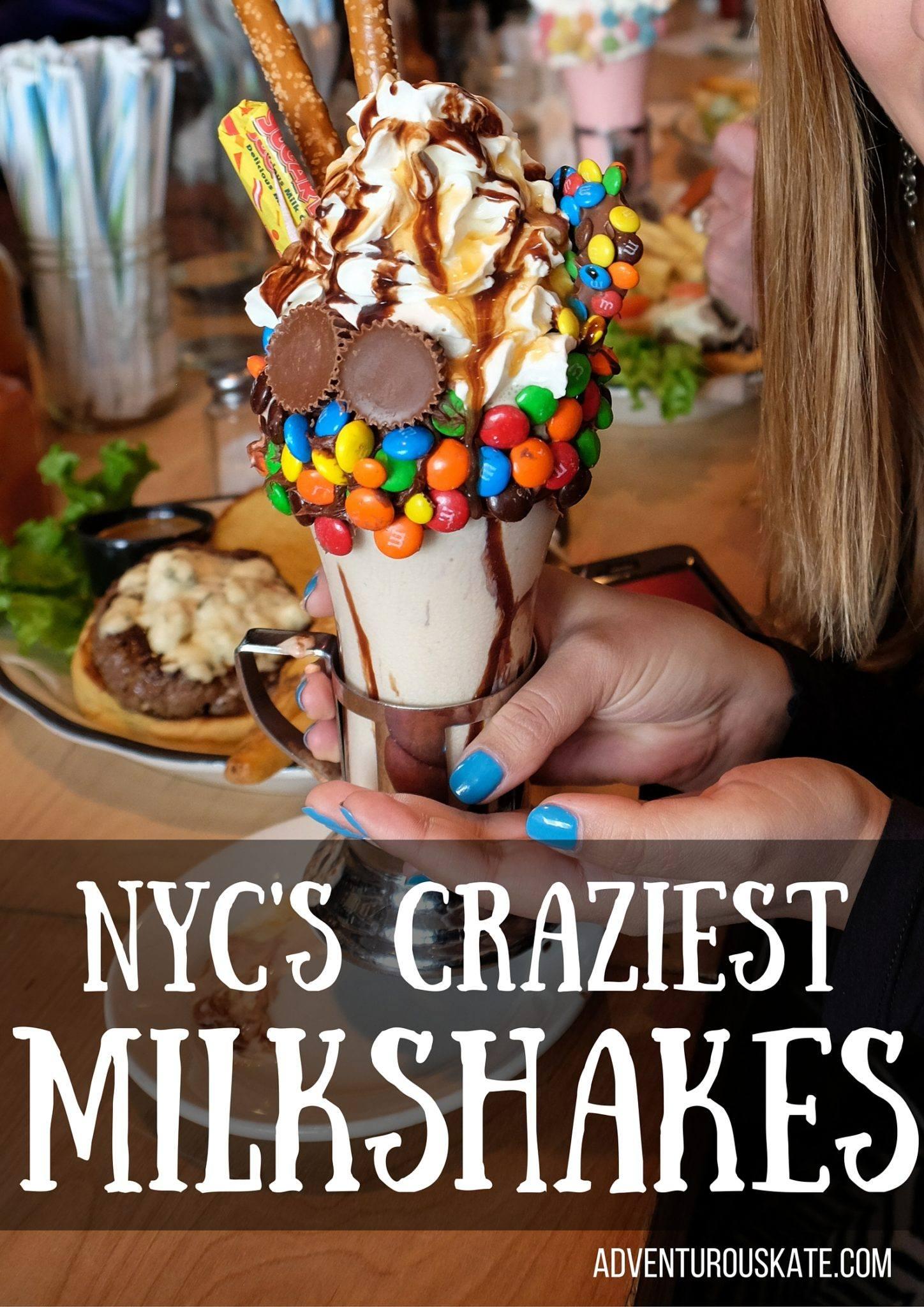 Sightly Se Black Tap Line Craziest Milkshakes New York City Adventurous Milkshake Club Urban Dictionary California Milkshake Urban Dictionary Would You Wait nice food Milkshake Urban Dictionary