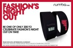 fashion night out watch