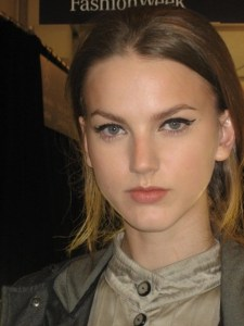 Backstage Beauty With NARS Naeem Kahn Fall 2012 #NYFW @NARSassist