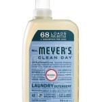 mrs. meyers bluebell detergent