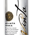 Akvinta bottle vodka