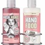 soap and glory hand food set