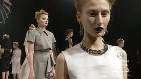video! PHOENIX KEATING – MERCEDES-BENZ FASHION WEEK AUSTRALIA SPRING SUMMER 2013/2014 @mbfwa  #mbfwa