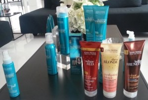 John Frieda's Color and Volume Hair Treats @JohnFriedaUS #hair