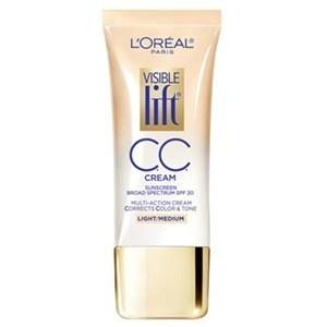 loreal cc cream