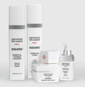 Retinol: A Genuine Fountain of Youth, in Pevonia' Spa Clinical Pro Micro-Retinol line  @PevoniaBotanica #retinol #AntiAging #skincare
