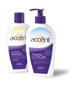 The Holiday are Rough but the Plant-based Skincare Line from accént® is Gentle #skincare