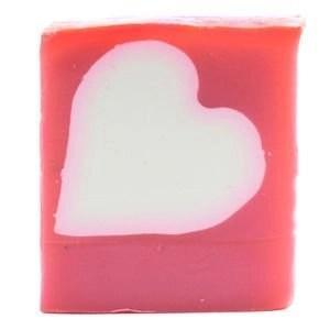 neon love soap